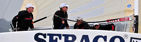 """Kristian Nergaard is Norway's greatest winner in sailing"""
