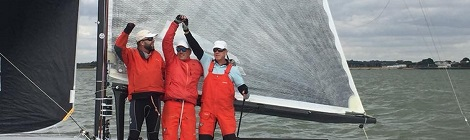 Artemis secures Gold Cup after match race with Marie-Francoise XIX
