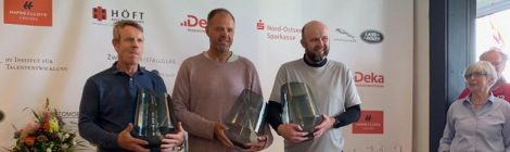 German 5.5 meter Champions in Season opener